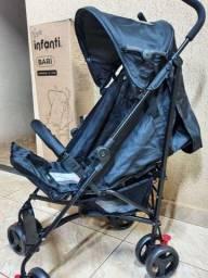 Carrinho de passeio bari infanti reinclinavel