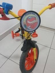 Bicicleta Aro 12 Caloi