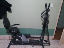 Título do anúncio: Elíptico e Bicicleta Ergométrica Horizontal Dream Fitness Double MAG 5000 D<br><br>