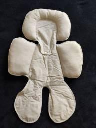 Redutor de assento para cadeirinha ou carrinho de bebe