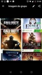 Título do anúncio: Vendo jogos mídia digital 20 reais cada Jogo