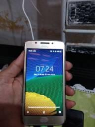 Moto G5 32GB bem conservado