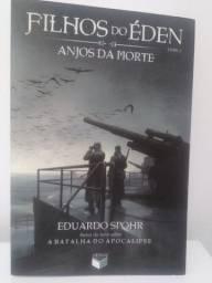 Filhos do Éden: Anjos da Morte - Livro.