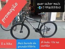 Título do anúncio: Bicicleta aro 29  com nota e garantia