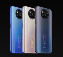 Xiaomi Poco X3 pro 256/128 gb global lacrados com garantia passamos cartão