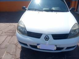 Título do anúncio: Renault Clio 2007 modelo 2008 Flex