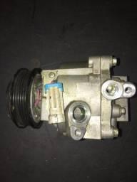 Compressor Ar Condicionado Onix Prisma Cobalt Spin