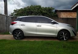 Título do anúncio: Toyota Yaris hatch 1.5 XLS 2019