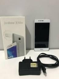Zenfone 3 Max - Tela 5.2 - Bateria 4100 mAh