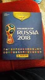 Vendo ou troco figurinhas copa da Rússia