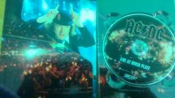 DVD AC/DC Live at River Plate