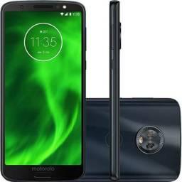 "Moto G6 Plus Dual Chip Android Oreo - 8.0 Tela 5.9"" Octa-Core 2.2 GHz 64GB Câmera 12 + 5MP"