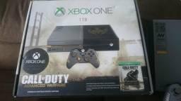 Xbox one edição limitada 1TB
