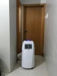 Ar Condicionado Partátil Semi-novo -Metade do preço- Ainda na Garantia