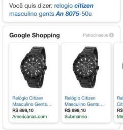 Relógio Citizen Orginal