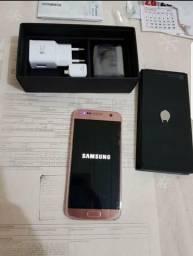 Vendo smartphone Galaxy Samsung S7 Flat