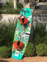 Prancha de Wakeboard (KIT) - Slingshot Shredtown