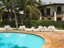 Apartamento Duplex Praia do Forte 151m² 2 suítes 2 vagas, decorado mobiliado