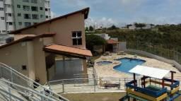 Ótimo apartamento no Res. Vista do Atlântico com 2 qtos nascente e com vista mar São Jorge