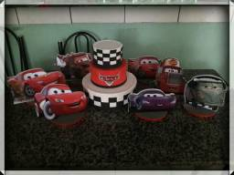 Enfeites carros Disney