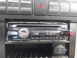 Radio sony e sub woffer