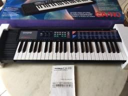 Teclado Casio Tone Bank keyboard CA -110 / Novo - Na Caixa - Sem Uso