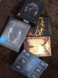 Dvds games of thrones