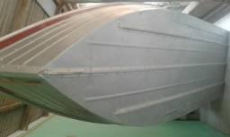 Barco 3,50 e motor 6,5 hp - 2012