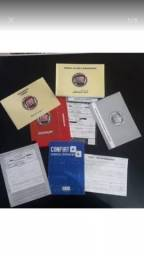 Manual proprietário Fiat Grand siena