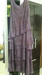 Vendo vestido longo social