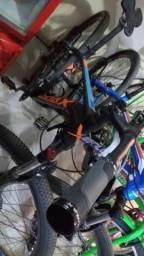 Bicicletas Novas no boleto
