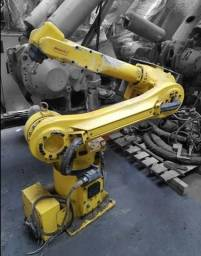 Robô Fanuc arcmate 100i RJ2 De Soldagem Mig robótico Industrial