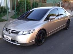Civic lxs automático 2007 - 2007
