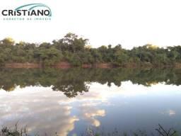 Terreno As Margens Do Rio Das Almas