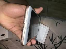 IPhone 8 Plus 64 gold com todos os acessórios