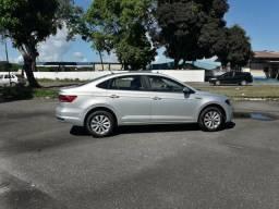 Volkswagen virtus 1.0 tsi200 r$ 68.900,00 com garantia de fábrica - 2018