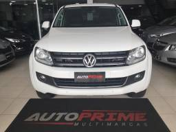 VW Amarok Highline - 2013