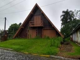 Terreno com cabana
