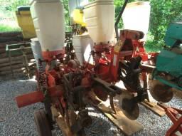 Plantadeira Jumil 2090 - 3 Linhas - Plantio Direto