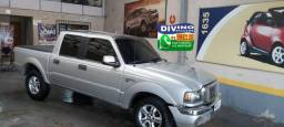 Ford Ranger XLT 2.3 Flex com kit gas 2009 - 2009