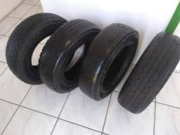 Pneus Bridgestone 205/70 R 15 - meia vida