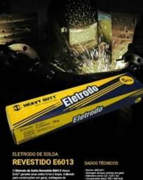 Eletrodo De Solda Revestido E6013 3,25mm Heavy Duty