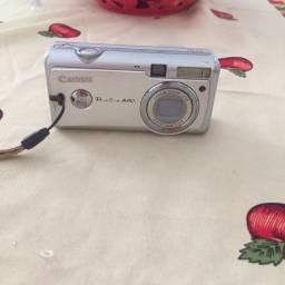 Câmera Canon A400 S/Cartão