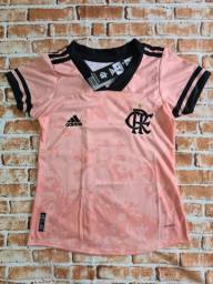 Camis feminina Flamengo 2020