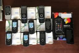 Celular Nokia Antigo - Novo
