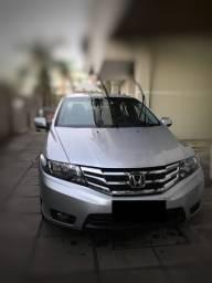 Honda City LX - 2014 Automático
