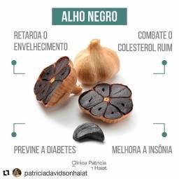 Alho Negro - 50 gramas