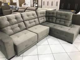 Sofá luxo( compre sem sair de casa)