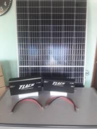Inversores solar de 3000w e 4000w 24v e saída 110v