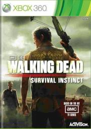 The Walking Dead Survival Instinct Xbox 360